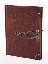 Сувенирные книги в кожаном переплете Art. No 014-08-06